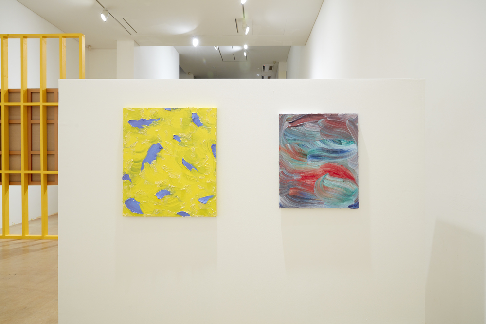 Rules, Installation view at ONE AND J. GALLERY, 2016