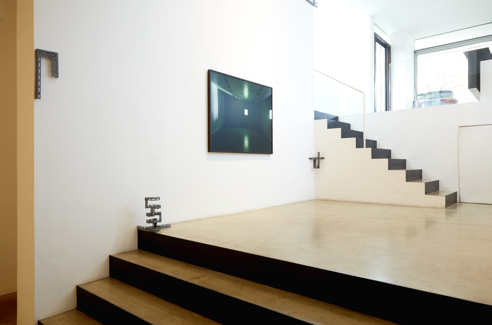Sigh and Whistle, Installation view at ONE AND J.GALLERY, 2016