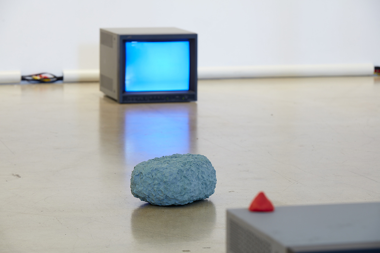 Blinded Coincidence, Installation view at ONE AND J.GALLERY, 2016