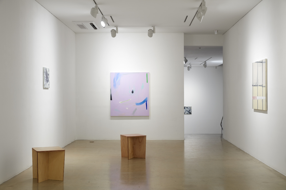 Unseen Garden, 3rd floor installation view at ONE AND J.GALLERY, 2016