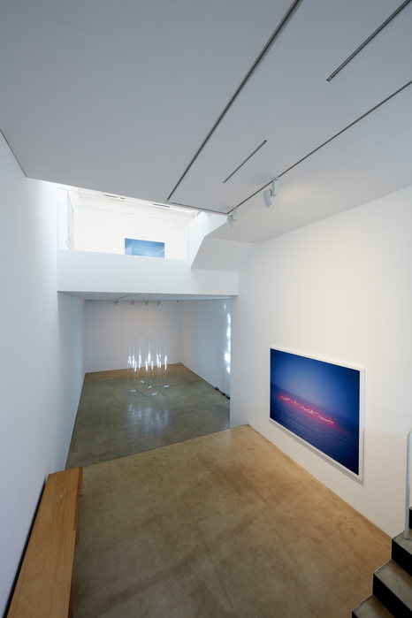 Jung Lee, No More, Installation view at ONE AND J, 2016