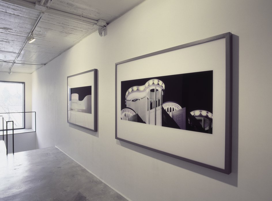 Dohyun Kim, SF, Installation view at ONE AND J. GALLERY, 2006