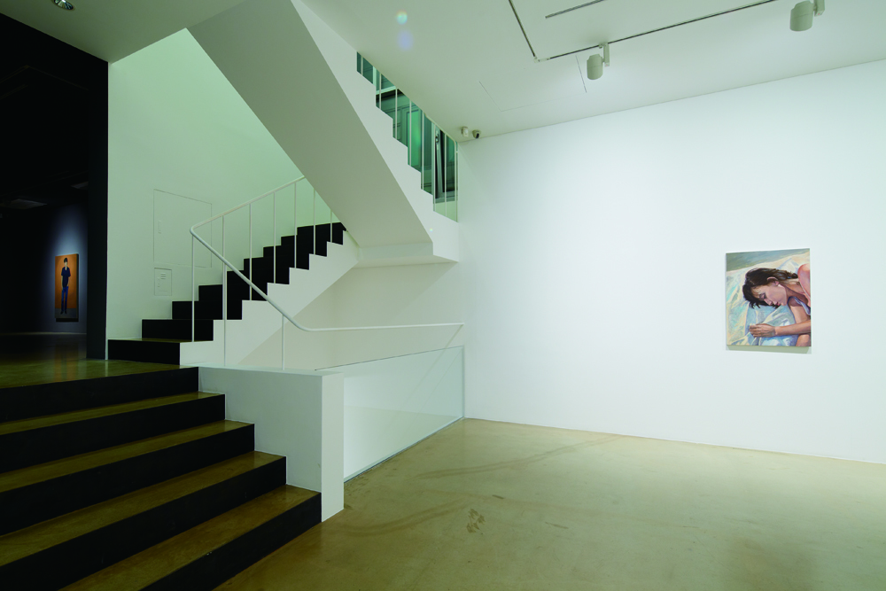 Dongwook Suh, Art of painting, Installation view at ONE AND J.GALLERY, 2013