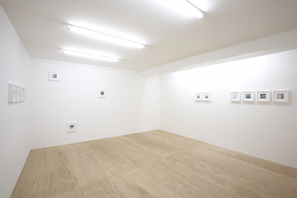 Joongho Yum, Nouvelles frontieres, Installation view at ONE AND J.GALLERY, 2007