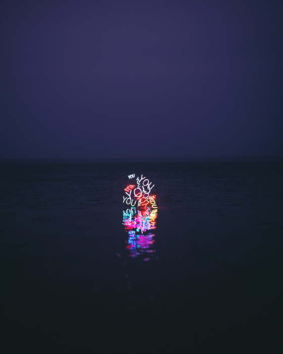 Jung Lee, Day and Night #3, C-type Print, 175x140cm, 2012