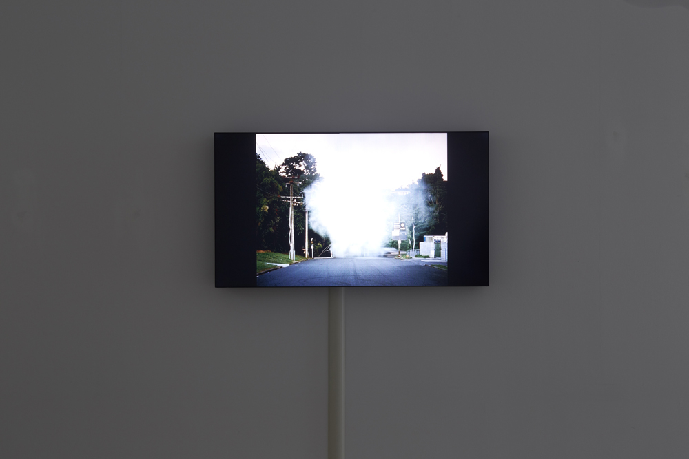 Mark Feary, Landscape Painting, Installation view at ONE AND J.GALLERY, 2013