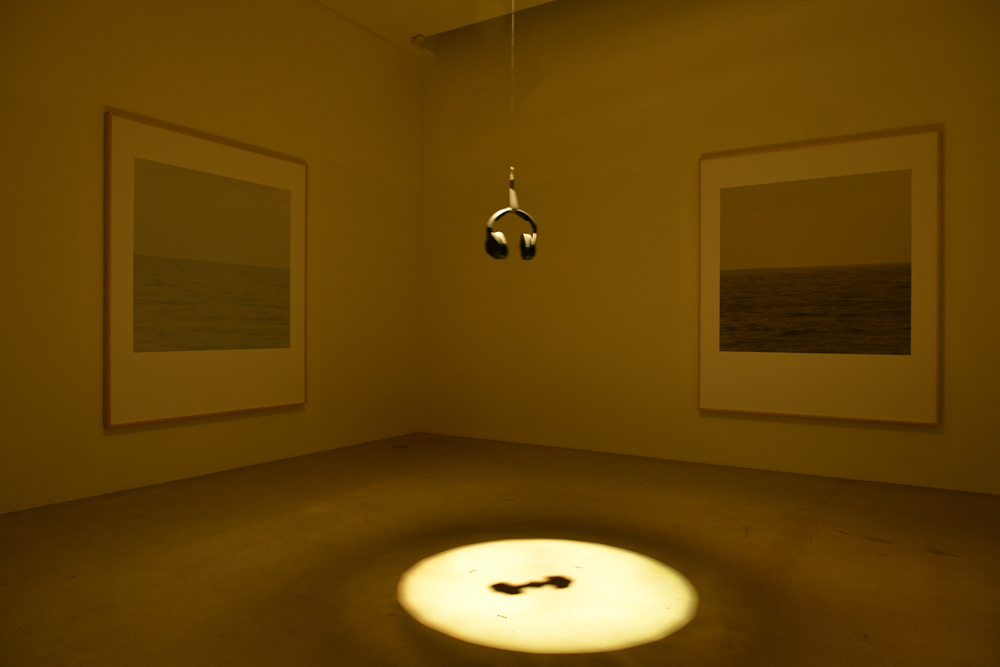 Minseung Jang, The moments, Installation view at ONE AND J.GALLERY, 2012