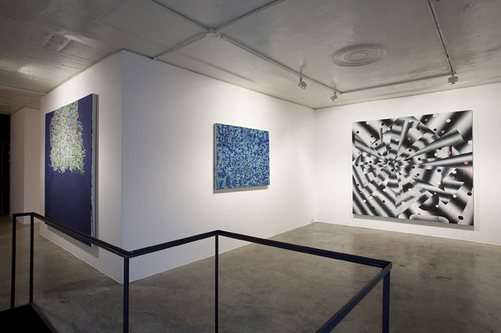 Nakhee Sung, Range, Installation view, ONE AND J.GALLERY, 2007