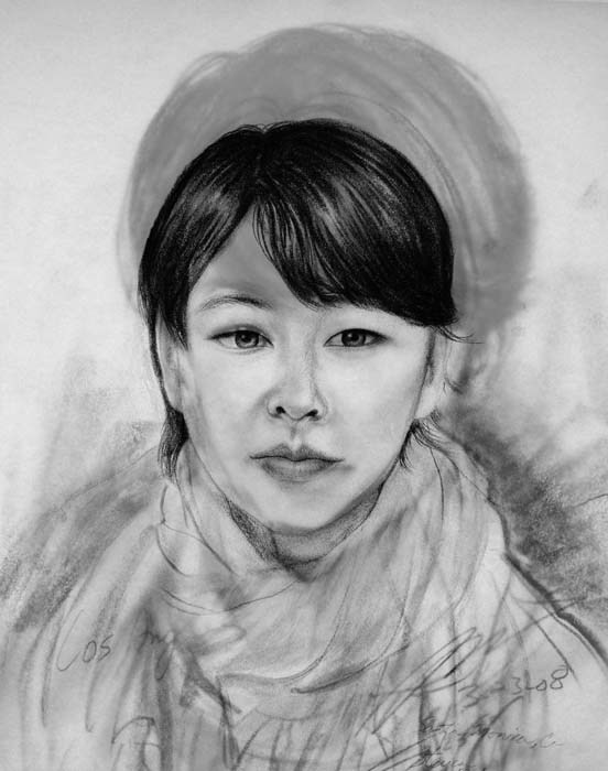 Nikki S. Lee, Los Angeles 1, digital C-print, 92x74.6cm, 2007