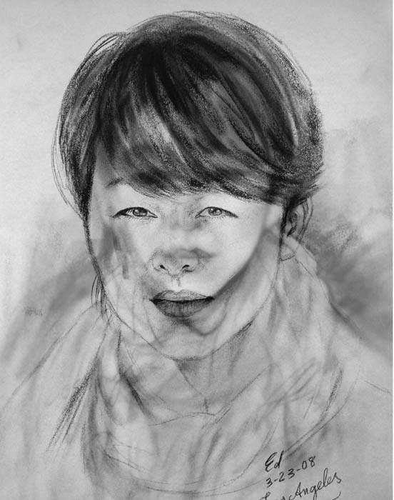 Nikki S. Lee, Rome 3, C-print, 92x74.6cm, 2007