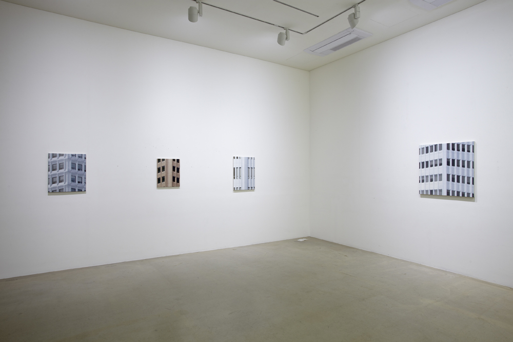 Suyoung Kim, Balance and symmetry, Installation view at ONE AND J.GALLERY, 2011
