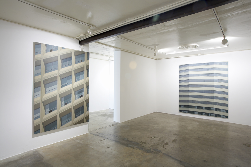 Suyoung Kim, Landscape, Installation view at ONE AND J.Gallery, 2008