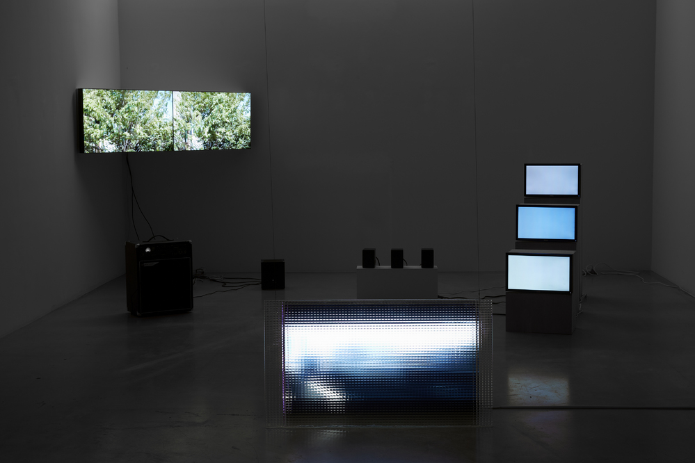 Taeyoon Kim, Erratic Routines, Installation View at ONE AND J, 2014