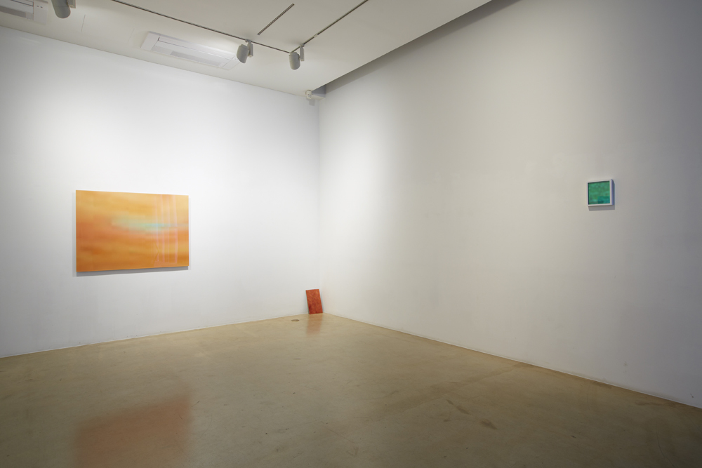 Taeyoon Kim, Erratic Routines, Installation View at ONE AND J., 2014