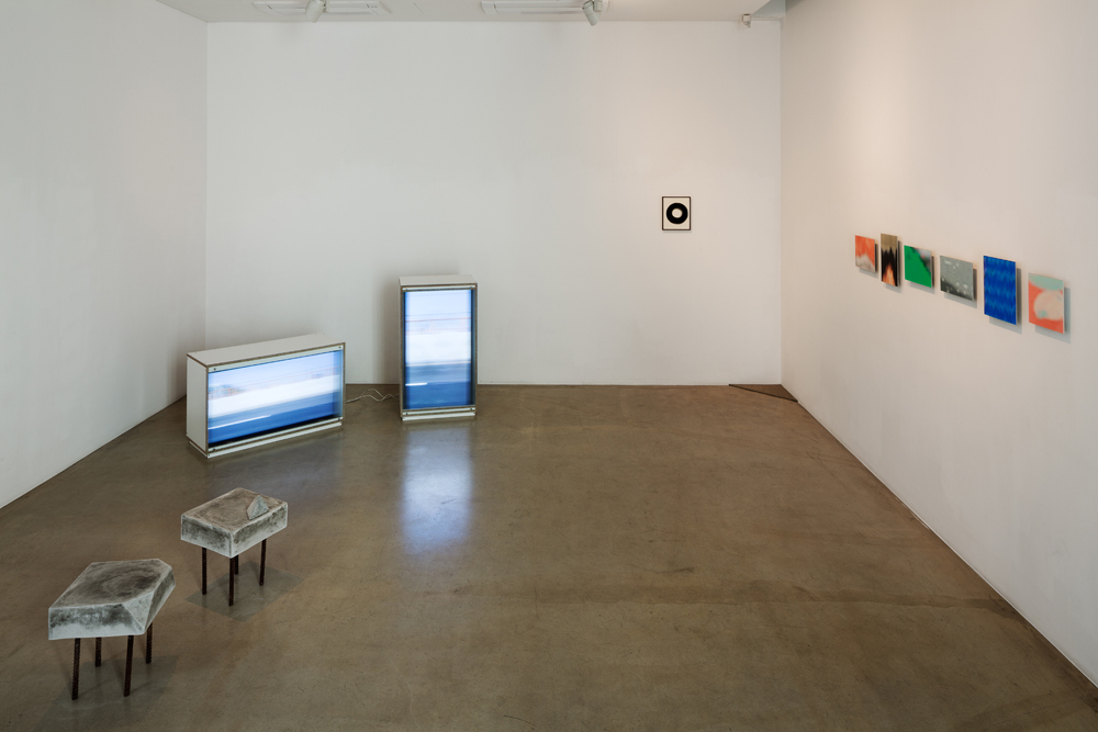 Taeyoon Kim, Sporadic Sway: Part II, Installation View at ONE AND J, 2014