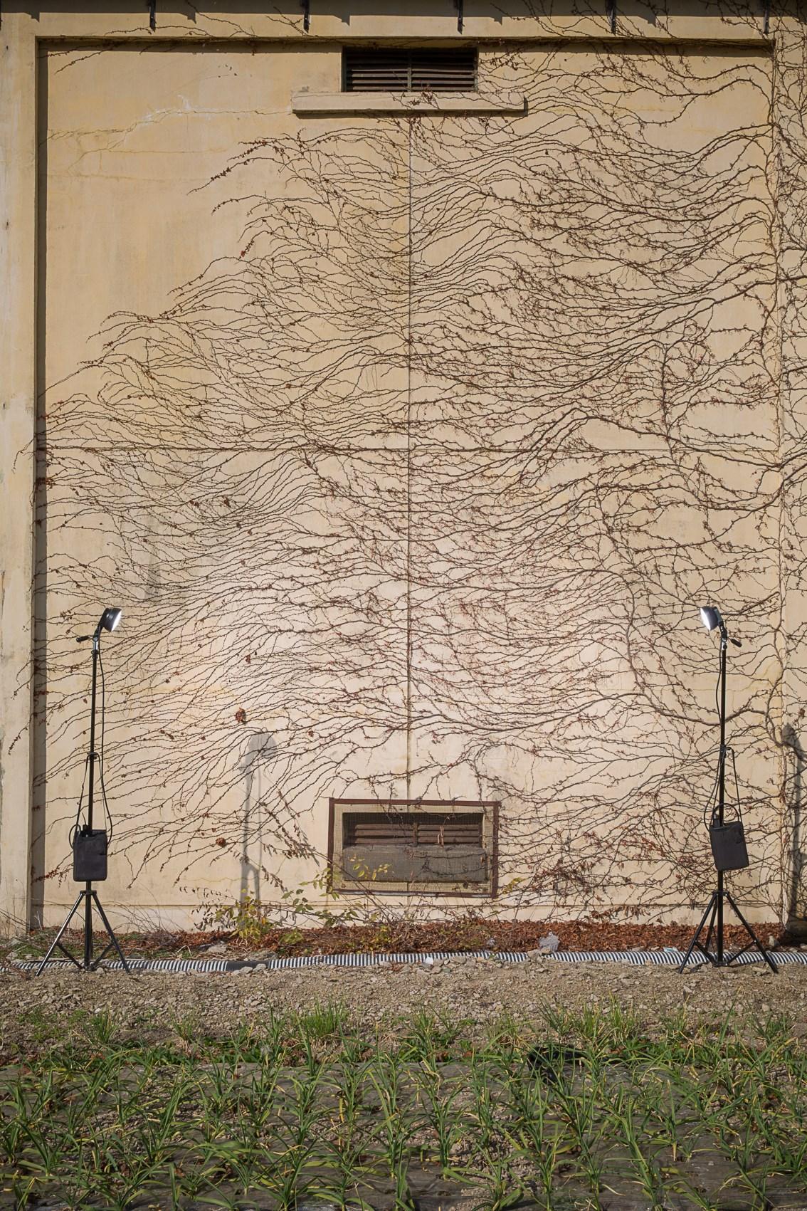 김윤호, 넓은 벽, Digital C-print, 174 x 124cm, 2017, ONE AND J
