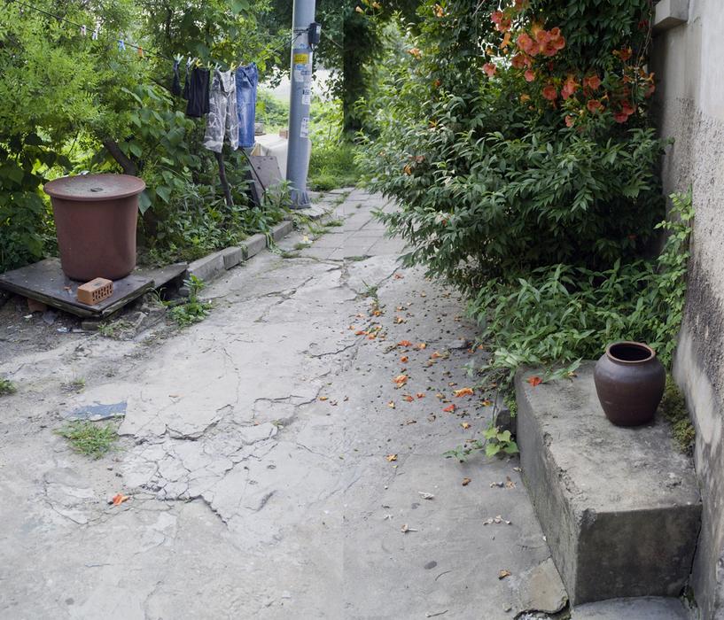 강홍구, 세탁물, 디지털 사진 & 프린트, 125x107cm, 2009