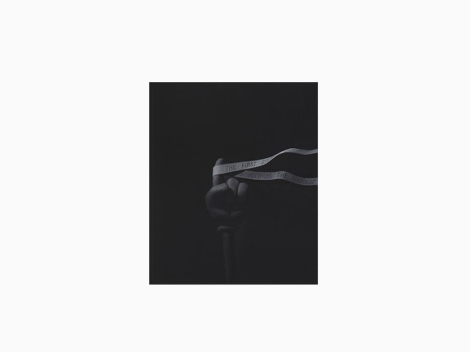 권경환, Hypnotism, acrylic on canvas, 45 x 38 cm, 2014_3
