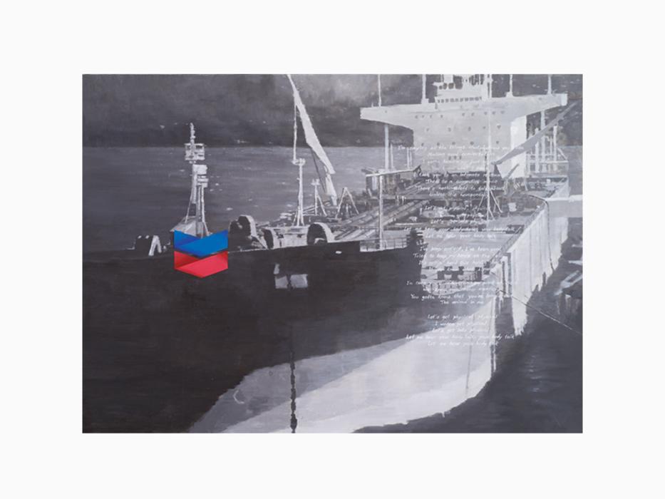 권경환, Documuntation planning-6, Acrylic on canvas, 72.5x90cm, 2012