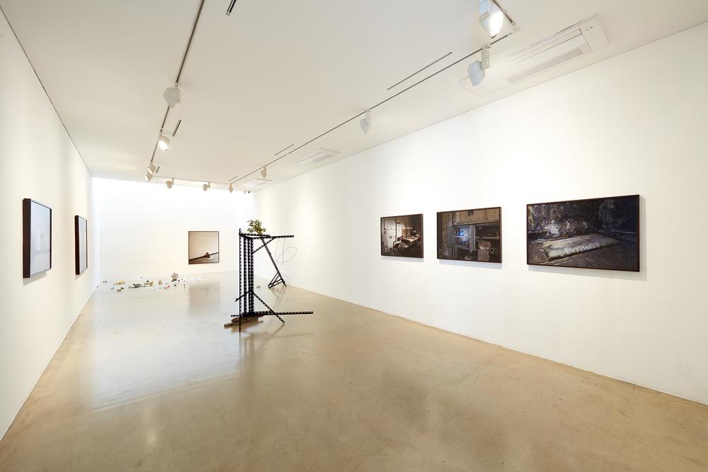 한숨과 휘파람, 전시장 뷰, 2016