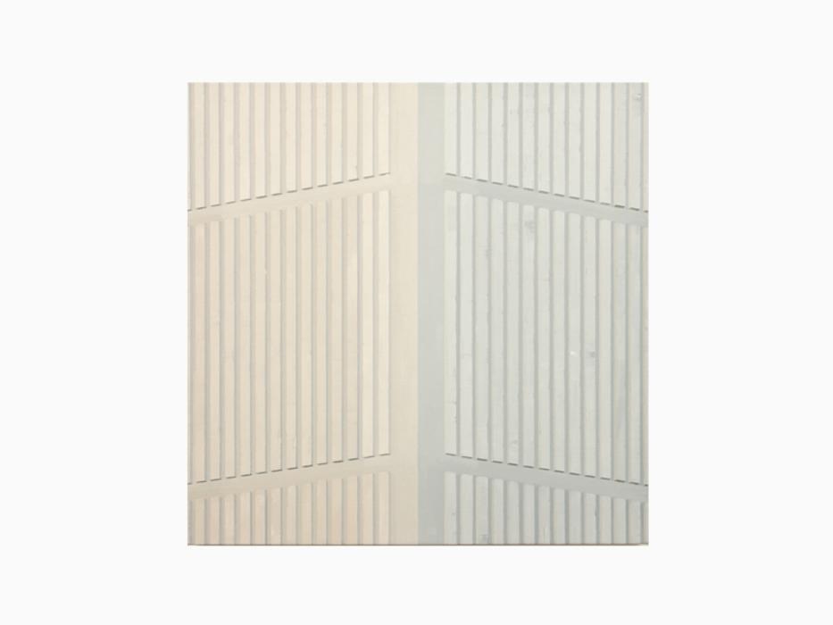 김수영, Both side, 캔버스에 유화, 72.5x72.5cm, 2011