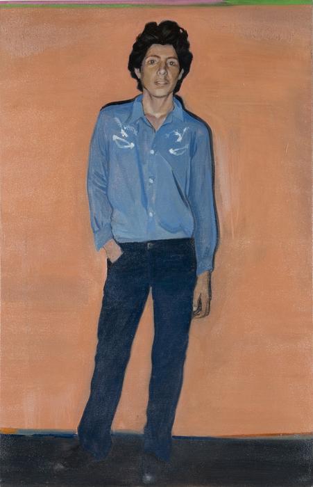 서동욱, Monsieur INC, 캔버스에 유화, 100x80.3cm, 2006