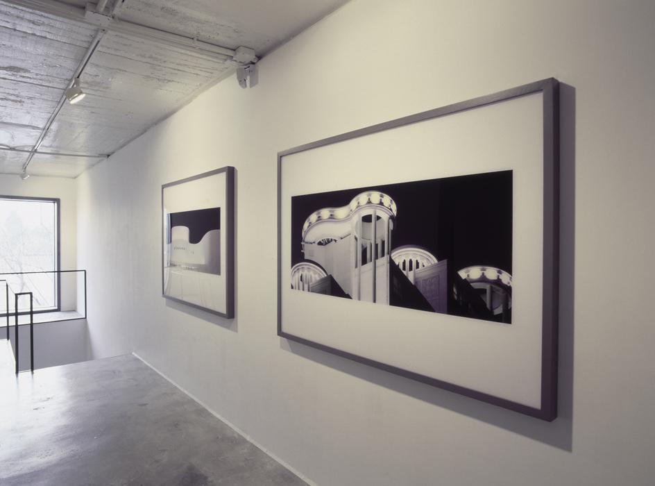 김도균, SF, 전시장 뷰, 2006