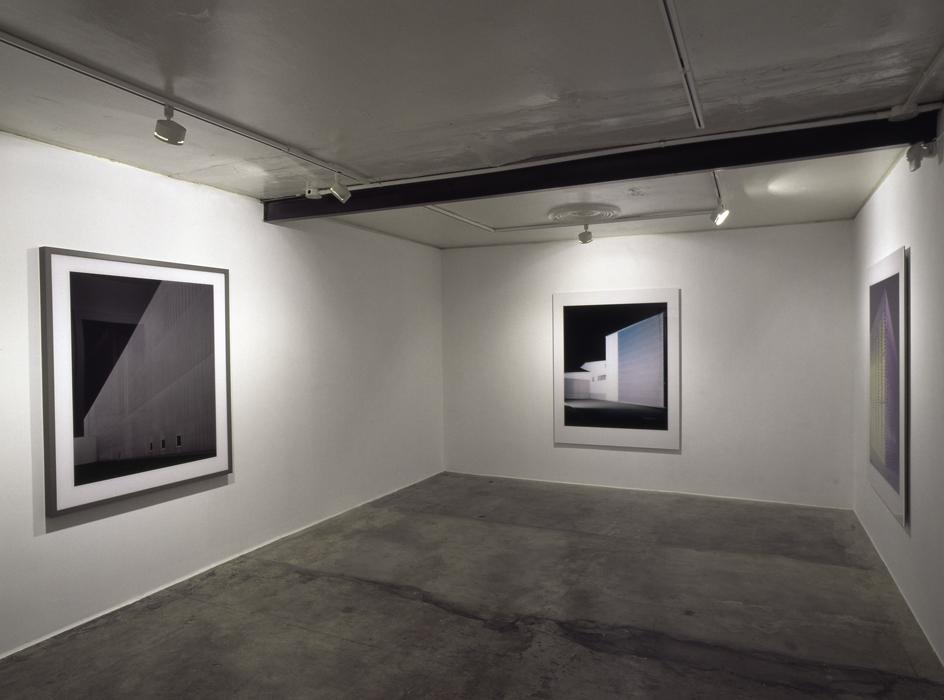 김도균, SF, 원앤제이 갤러리 설치 장면, 2006