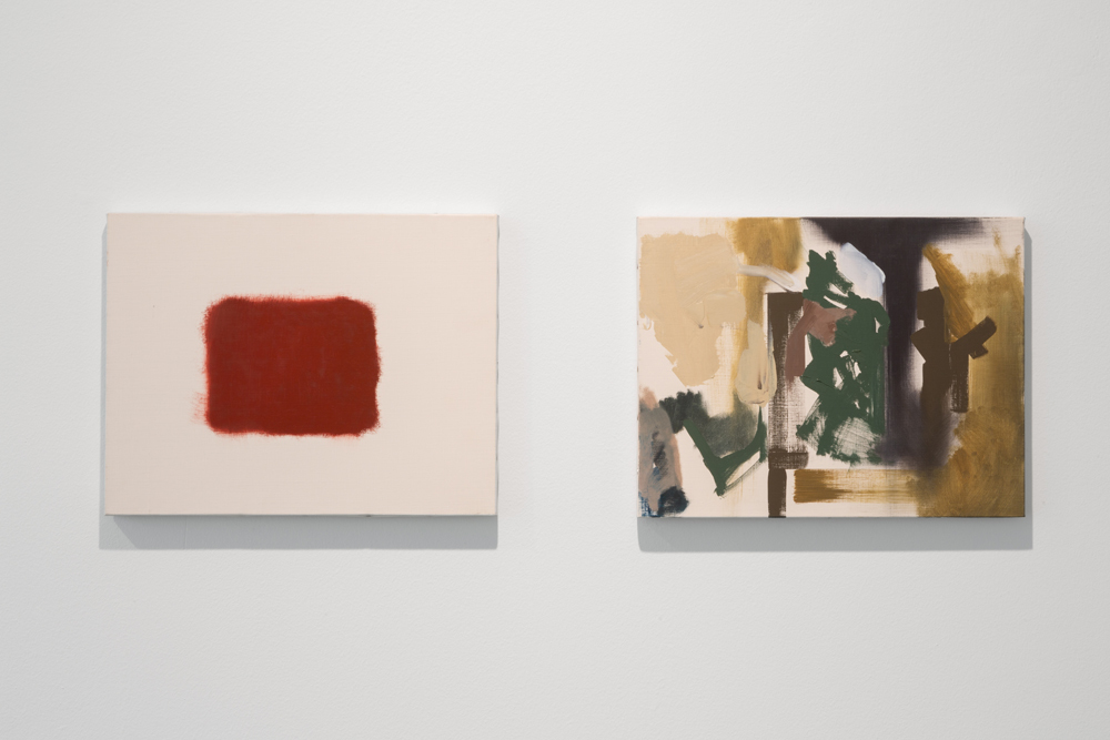 Eimei Kaneyama, 삶과 죽음, 캔버스에 유화, 32x41cm, 2011