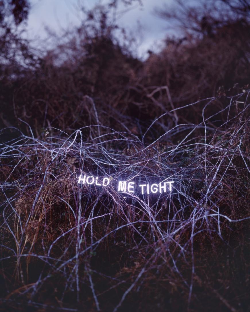 이정, Hold Me Tight, 디지털 C 프린트, Diasec, 170x136cm, 2014