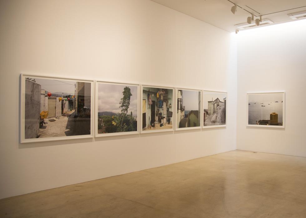 강홍구, 사람의 집 -  Proxemics Busan, 전시장 뷰, 2013
