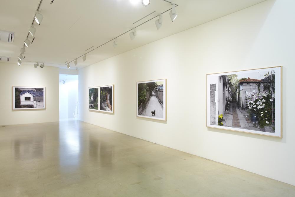 강홍구, The house, 전시장 뷰, 2010