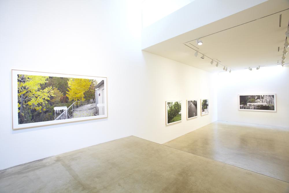 강홍구, The house, 원전시장 뷰, 2010