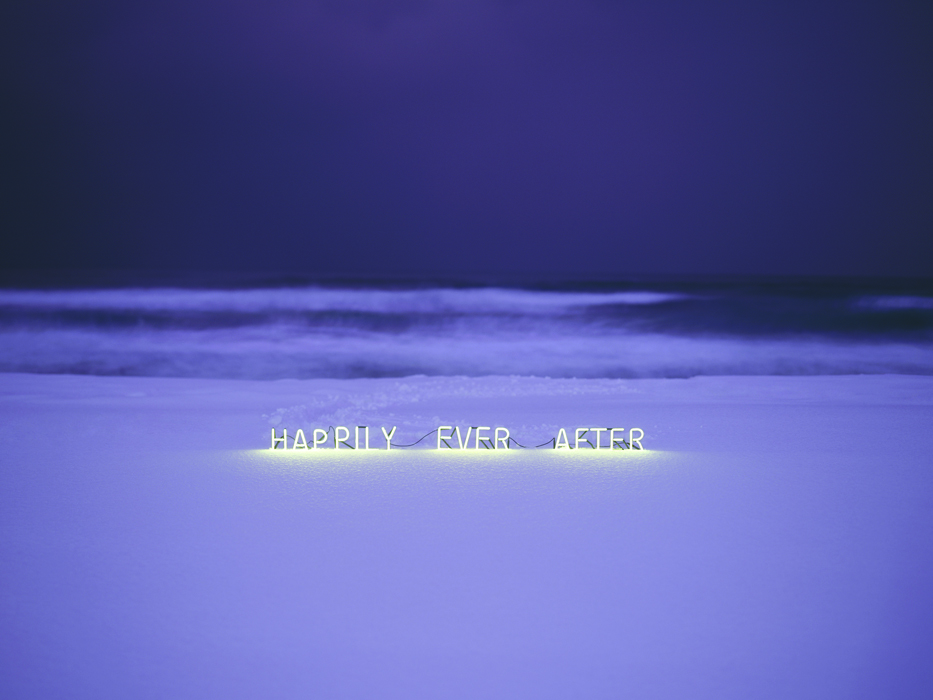 이정, Happily ever after, C-type print, 141×188cm, 2013
