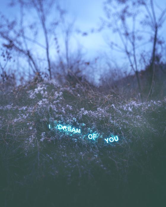 이정, I Dream Of You, 디지털 C 프린트, 170x136cm, 2012