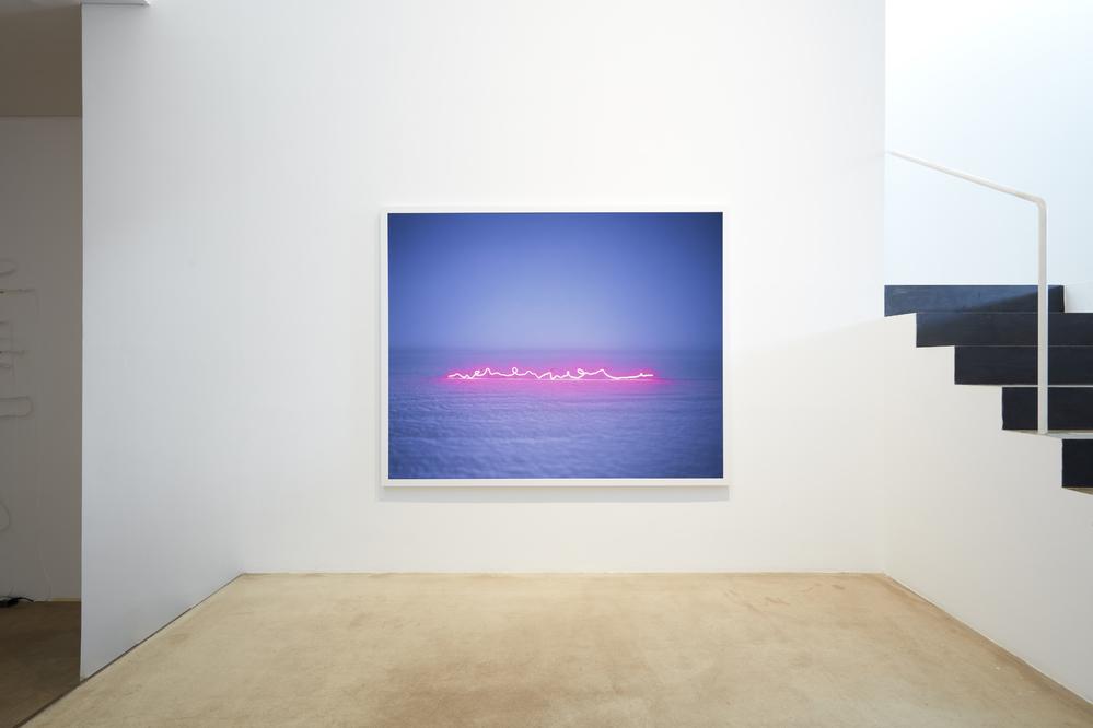 이정, No more, 'No more'시리즈 중, 152x191cm, C-type print, 2016