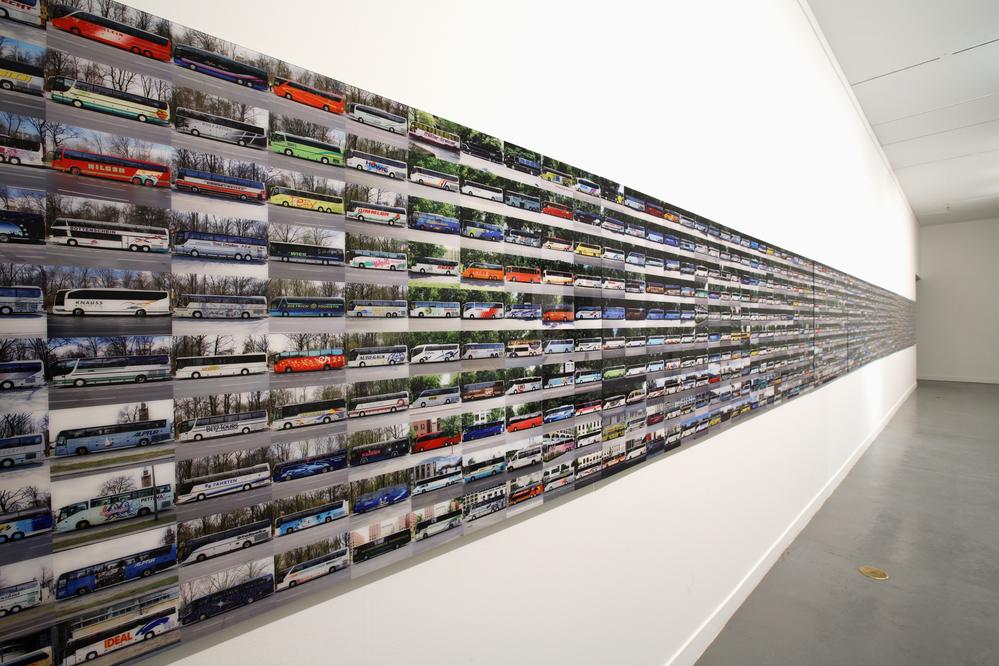 김윤호, 버스(4), 디지털 C 프린트, 90x130cm, 2006-7