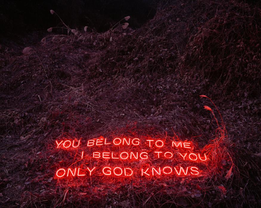 이정, Only god knows, 디지털 C 프린트, 136x170cm, 2010