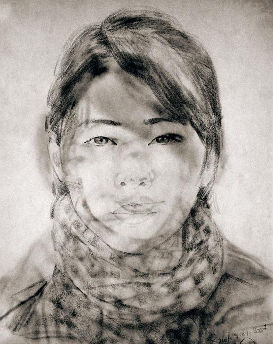 니키 리, 로마 3, C-print, 92x74.6cm, 2007
