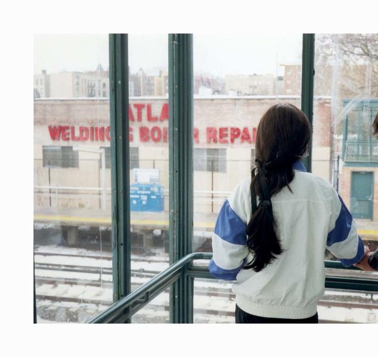 니키 리, 파트 (01), 디지털 C 프린트, 75.9x75.6cm, 2003