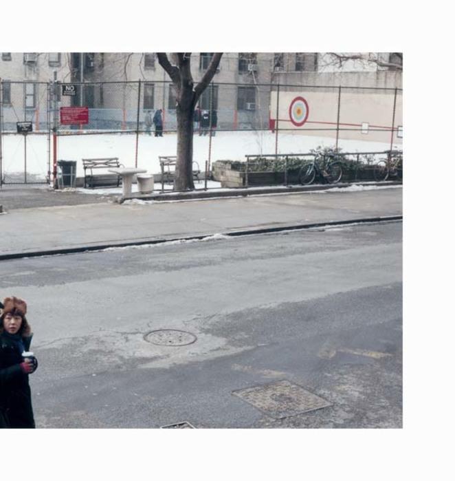 니키 리, 파트 (09), 디지털 C 프린트, 76.2x72.4cm, 2003