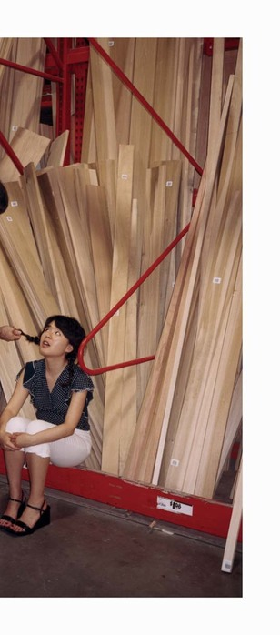 니키 리, 파트 (32), 디지털 C 프린트, 100.9x47.6cm, 2003