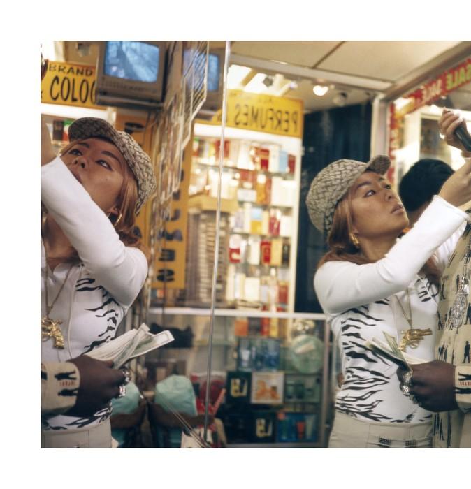 니키 리, 파트 (33), 디지털 C 프린트, 73.6x74.9cm, 2003