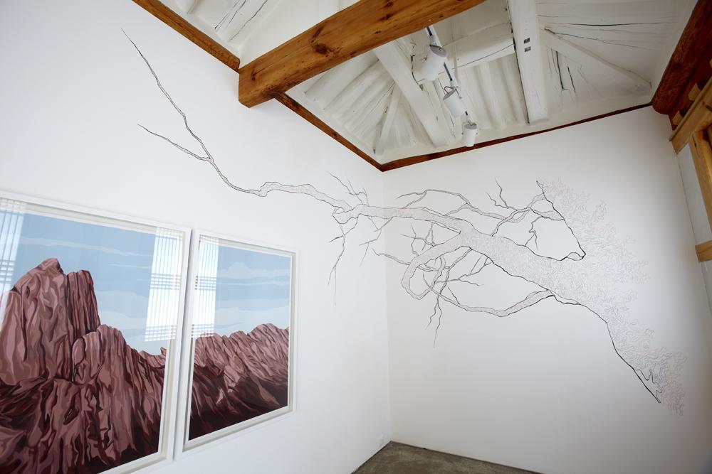 Quirarte & Ornelas: 실내 건축양식과 풍경, 전시장 뷰, 2009