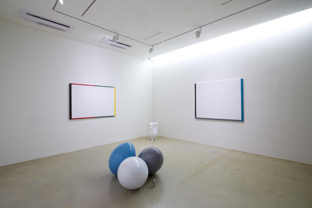 오승열, 시소, 전시장 뷰, 2013