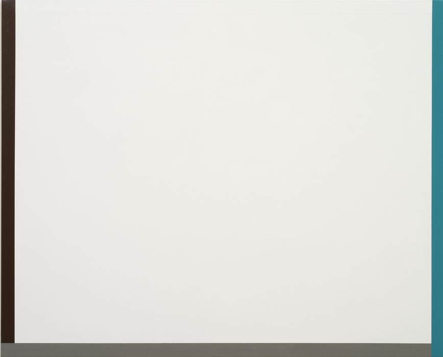 오승열, 구성 1, 캔버스에 아크릴, 130x162cm, 2013