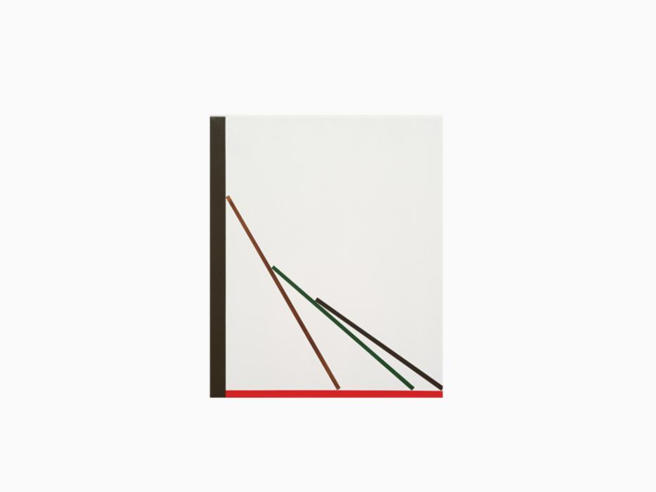 오승열, Lean, 캔버스에 아크릴, 45x38cm, 2013