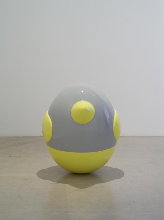 오승열, 오뚜기, 섬유 유리, 70x47cm, 2011