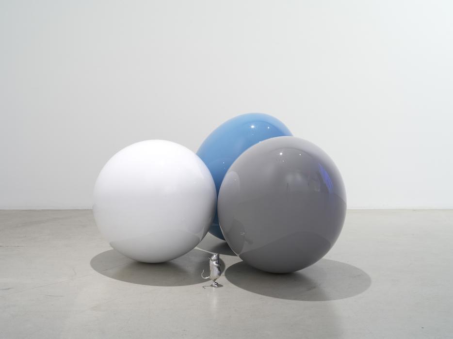 오승열, Ode 1,2,3, 섬유 유리, 70x47cm, 2011