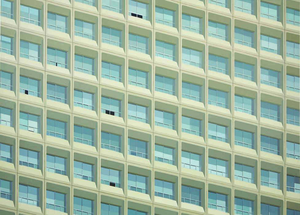 김수영, Dongbu Insurance Building, 캔버스에 유화, 180x250cm, 2008